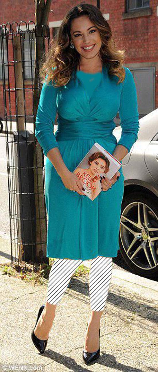 خوش اندام ترین زن از نگاه مردها (عکس)