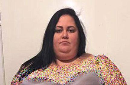 راز جالب لاغر شدن این خانم 185 کیلویی (عکس)