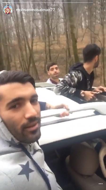 آخرین اخبار و عکسهای بازیگران و چهره های ایرانی