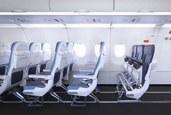 شیک ترین و خارق العاده ترین کابین های هواپیما