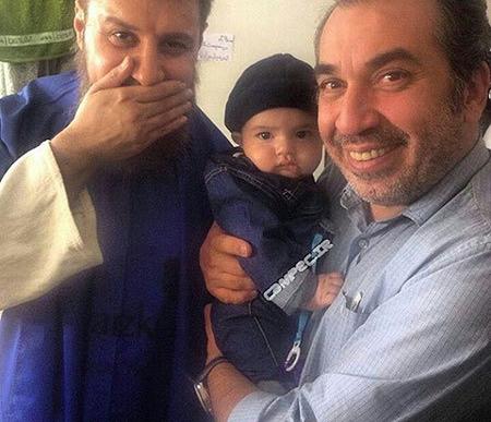 آخرین عکس و خبرها از چهره های مشهور ایرانی