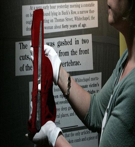 قاتل بی رحم که زنان را سلاخی میکرد(عکس)