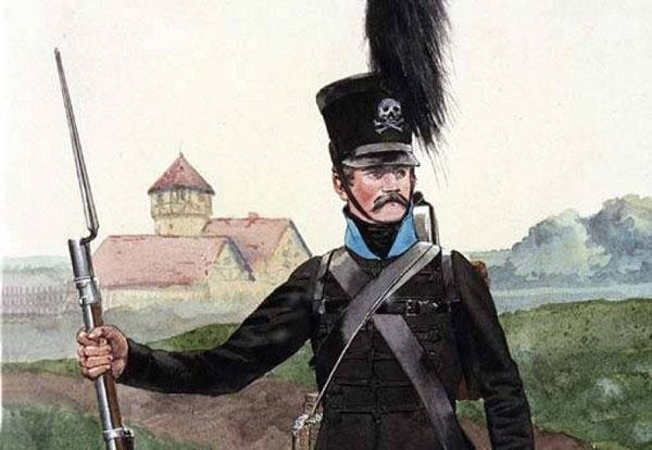 لباسهای عجیب و غریب نظامی در طول تاریخ