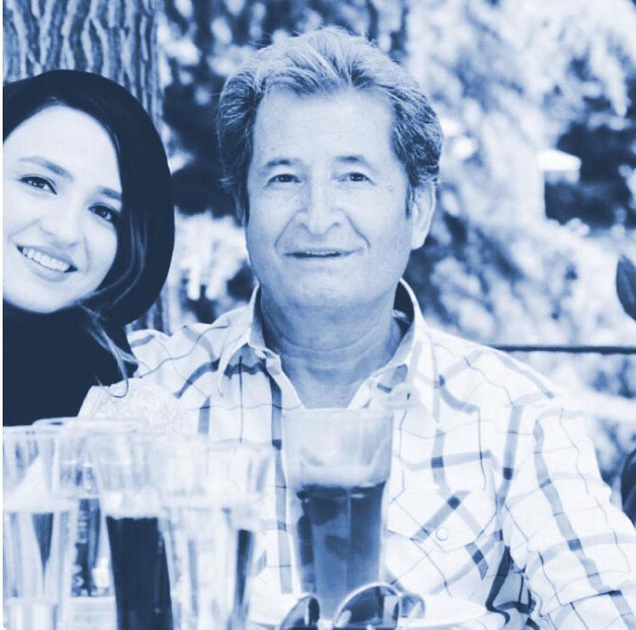 تصاویر بازیگران و چهره ها با پدر و مادرشان
