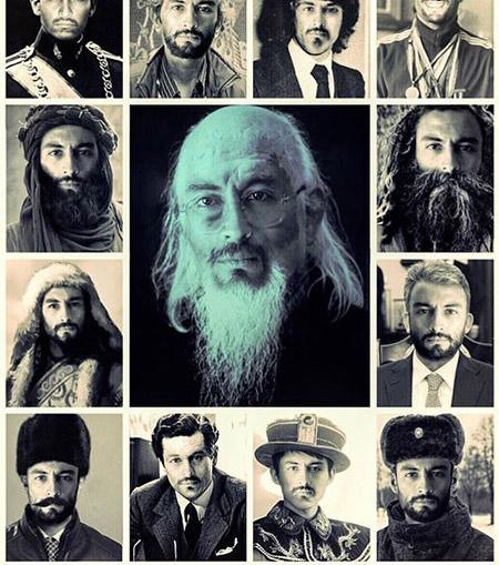 جدیدترین تصاویر بازیگران و اخبار داغ چهره ها