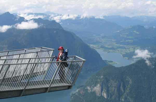 عکس هایی از ترسناک ترین و خفن ترین راهروهای هوایی