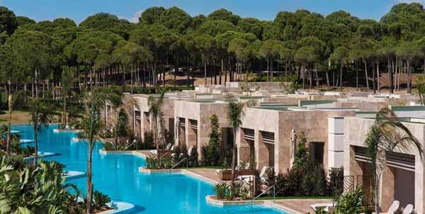 لوکس ترین هتل های ترکیه در سال 2016 را بشناسید