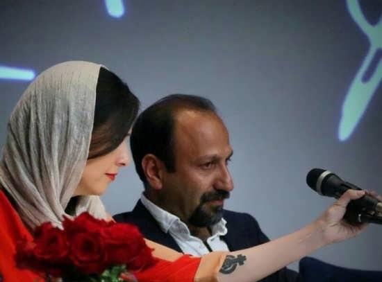جنجال خالکوبی دست این بازیگر محبوب زن (عکس)