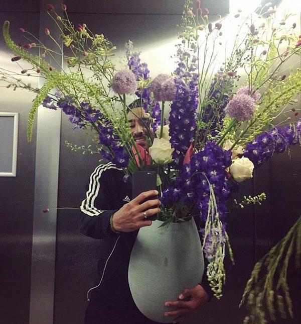 ازدواج این فوتبالیست محبوب کشورمان در هلند (عکس)