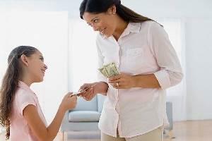 چه مقدار پول توجیبی به فرزندمان بدهیم