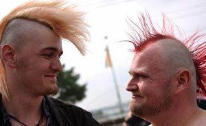 راهپیمایی های عجیب همجنسگرایان در آلمان (عکس)