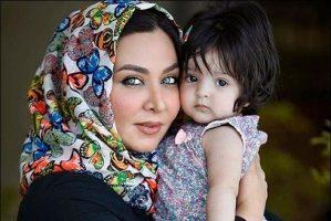 عکس های بازیگران سرشناس در کنار دخترانشان
