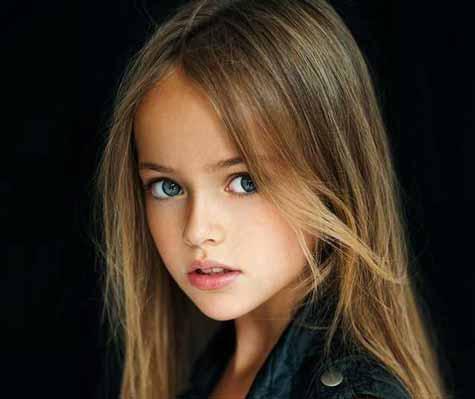این دختر با زیبایی منحصر بفردش مدلینگ شد (عکس)