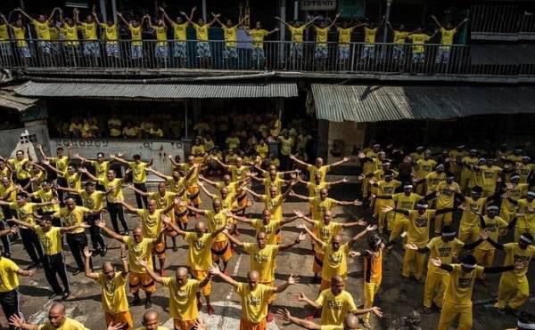 عکس هایی از وحشتناک ترین زندان دنیا