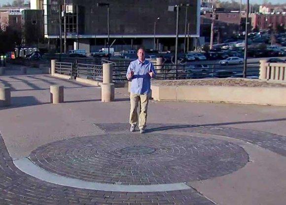 آیا عجیب ترین نقطه زمین را دیده اید (عکس)