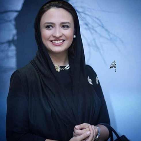 جدیدترین عکسهایی از گلاره عباسی در کنار همسرش