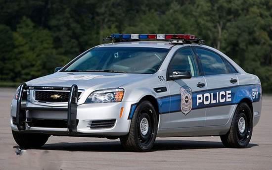 با برترین خودروهای پلیس آمریکا اشنا شوید (عکس)