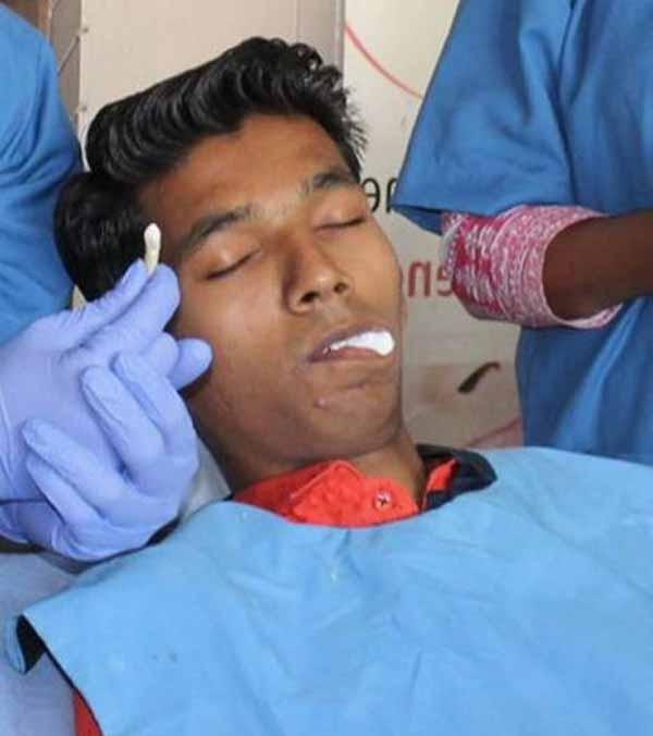 آیا این دندان بزرگ متعلق به یک انسان است؟ (عکس)