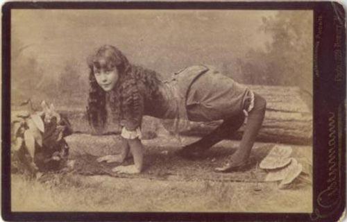 ترسناک ترین و عجیب ترین انسان های تاریخ (عکس)