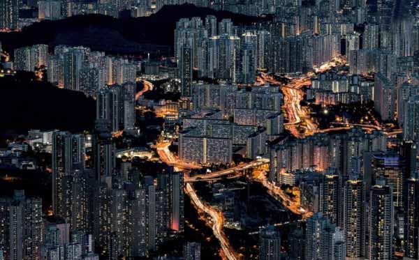 عجیب ترین نمای شهر ها که تاکنون ندیده اید