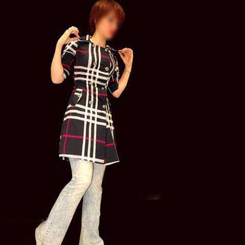 مدلهای بسیار شیک مانتو اسپرت دخترانه