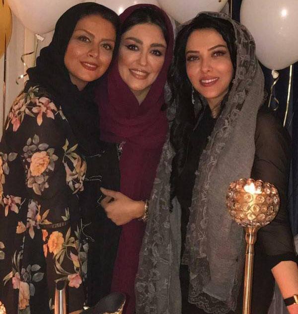 عکس هایی از جشن تولد لاکچری لیلا اوتادی