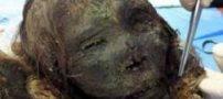 کشف یک مومیایی زن با مژه های سالم (عکس)
