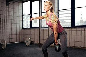 فواید مهم وزنه زدن برای خانم ها