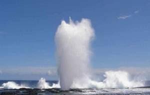 شگفت انگیز ترین جزیره در اقیانوس آرام (عکس)