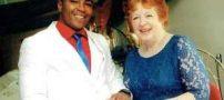 ازدواج این پیرزن 72 ساله با پسر 26 ساله (عکس)