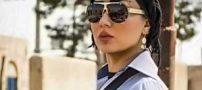 چهره ی زیبای این بازیگر زن بدون گریم (عکس)