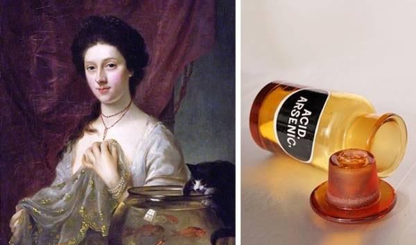 عجیب ترین کارهای زیبایی زنان در طول تاریخ (عکس)