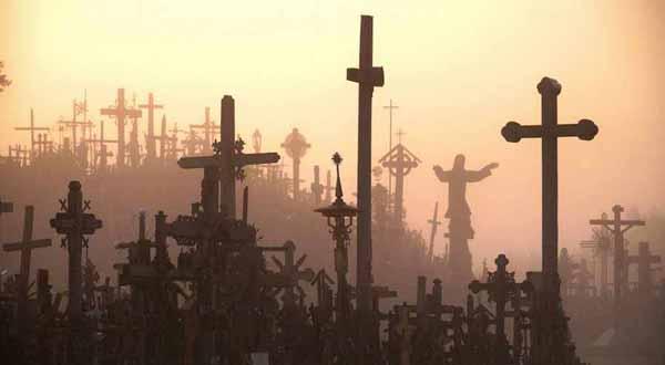 عکس هایی از  ترسناک ترین مکان ها در سراسر دنیا
