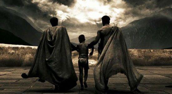 ترسناک ترین روشها برای مرد شدن پسران (عکس)