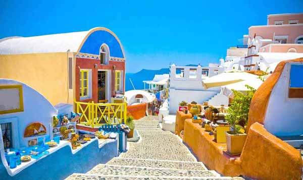 عکس هایی زیبا از ده جزیره فوق العاده و برتر دنیا