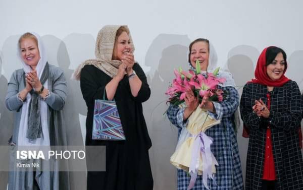 حضور هنرمندان در تولد 60 سالگی مهرانه مهین ترابی