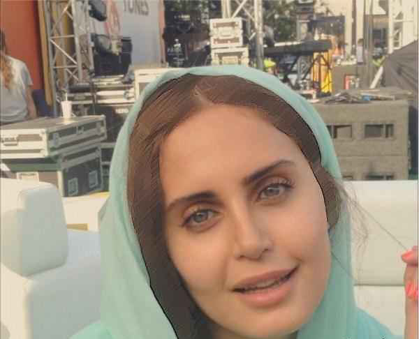 چهره بدون آرایش این بازگر زن در روز تولدش (عکس)