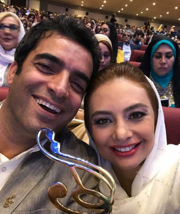 حضور بازیگران مطرح در هفدهمین جشن حافظ (عکس)