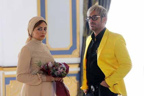 استایل زیبای گلزار و یکتا ناصر در فیلم جدیدشان
