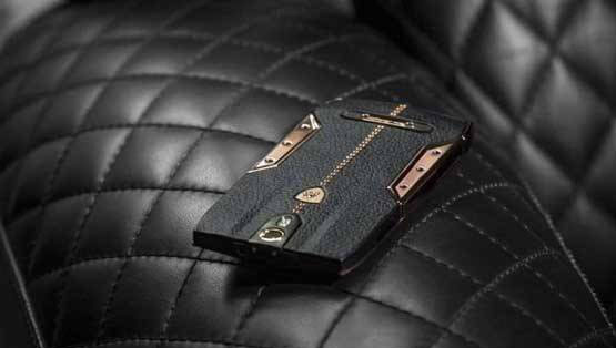 گوشی لاکچری و زیبا با قیمت 23 میلیون (عکس)