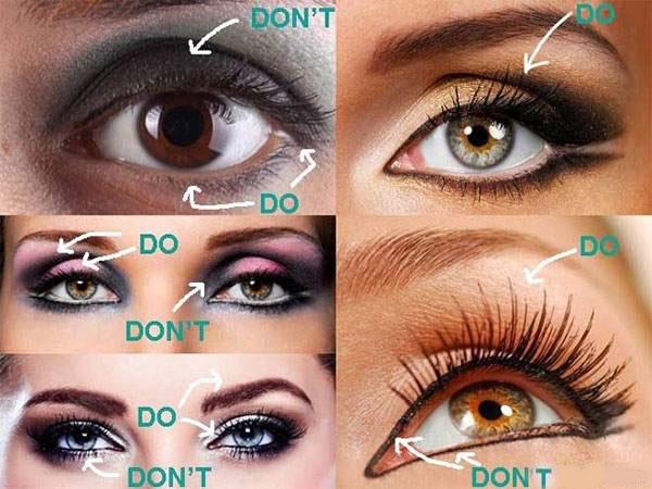 آموزش گام به گام کشیدن خط چشم