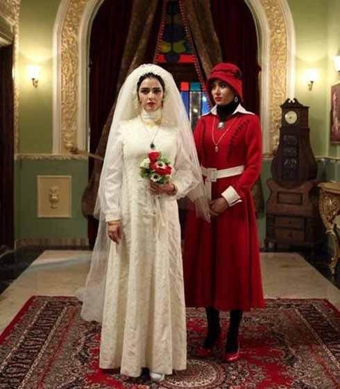 خط قرمزهای طرح لباس در سریال شهرزاد (عکس)