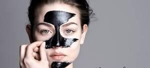 روش درست استفاده از ماسک زغالی
