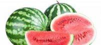 خوردن هندوانه با شکم خالی ممنوع