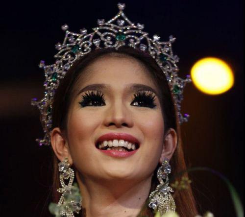 تغییر جنسیت این ملکه زیبای فیلیپینی (عکس)