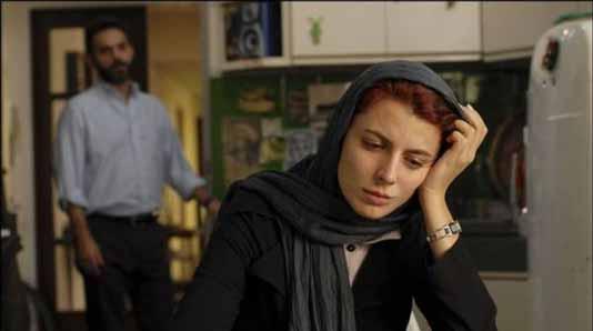 لیلا حاتمی در صدر بازیگران زن دنیا