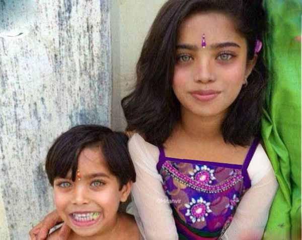 زیباترین و گیراترین مدل چشم های دختران