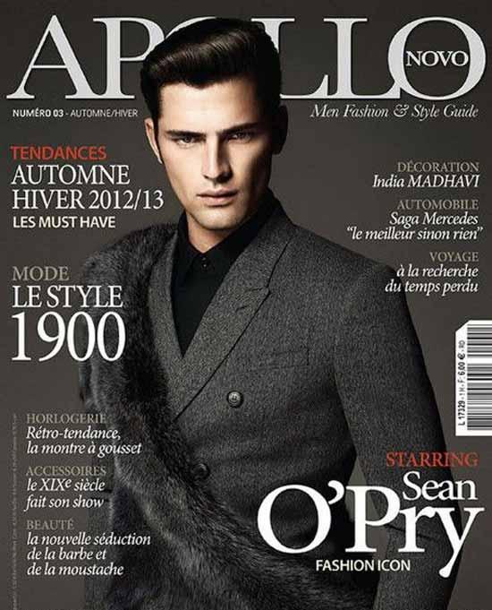ab4dfce75 جذاب ترین و زیباترین مردان دنیای مد را بشناسید (عکس)