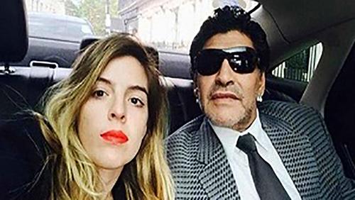 جنجال شکایت دختر فوتبالیست مشهور از پدرش (عکس)