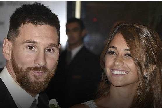 فوتبالیست معروف برای بار سوم پدر میشود (عکس)